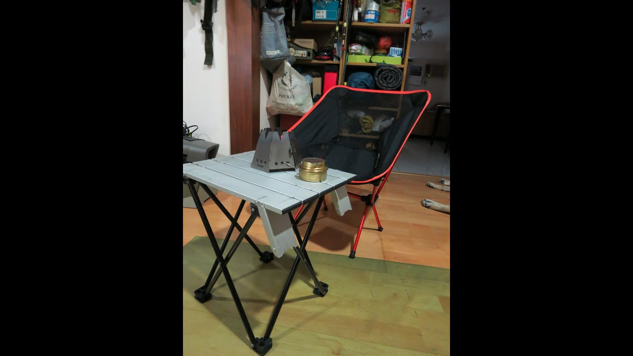 Best ideas about DIY Camping Chairs . Save or Pin DIY Camping Table Support From a Broken Folding Chair Now.