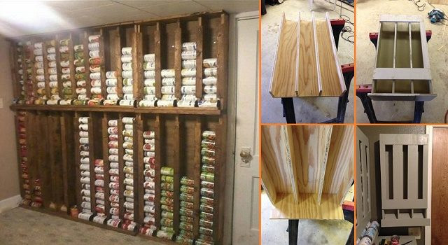 Best ideas about DIY Can Storage . Save or Pin Quick and Clever Kitchen Storage Ideas Now.