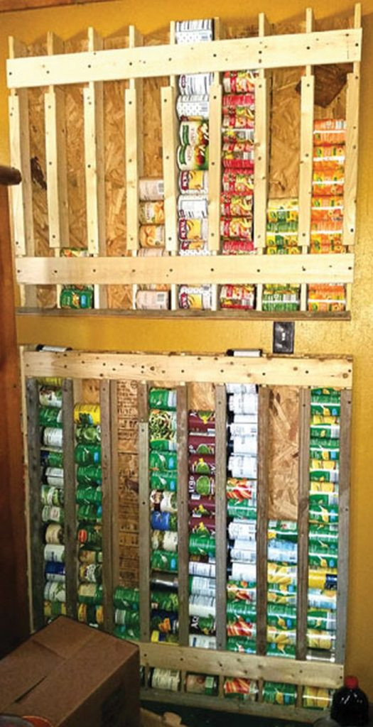Best ideas about DIY Can Storage . Save or Pin How to build a simple canned food dispenser Now.