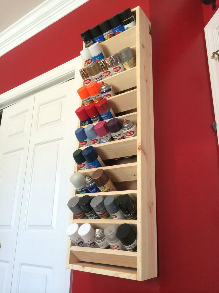 Best ideas about DIY Can Storage . Save or Pin Ana White Now.