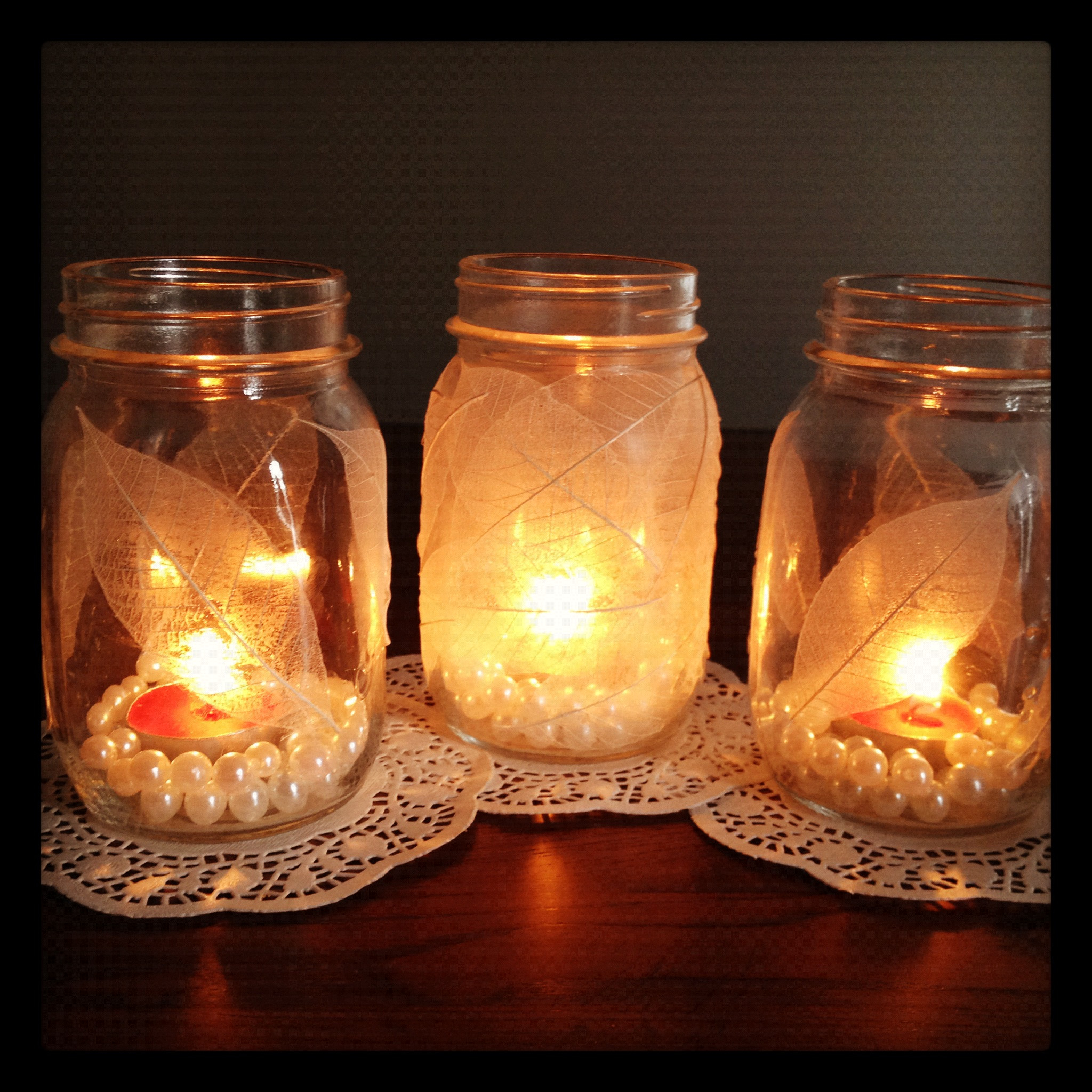 Best ideas about DIY Candle Holders . Save or Pin DIY Homemade Votive Candle Holders Now.