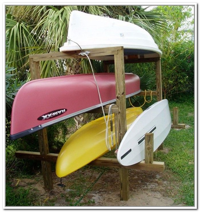 Best ideas about DIY Canoe Rack . Save or Pin 1000 ideas about Kayak Rack on Pinterest Now.