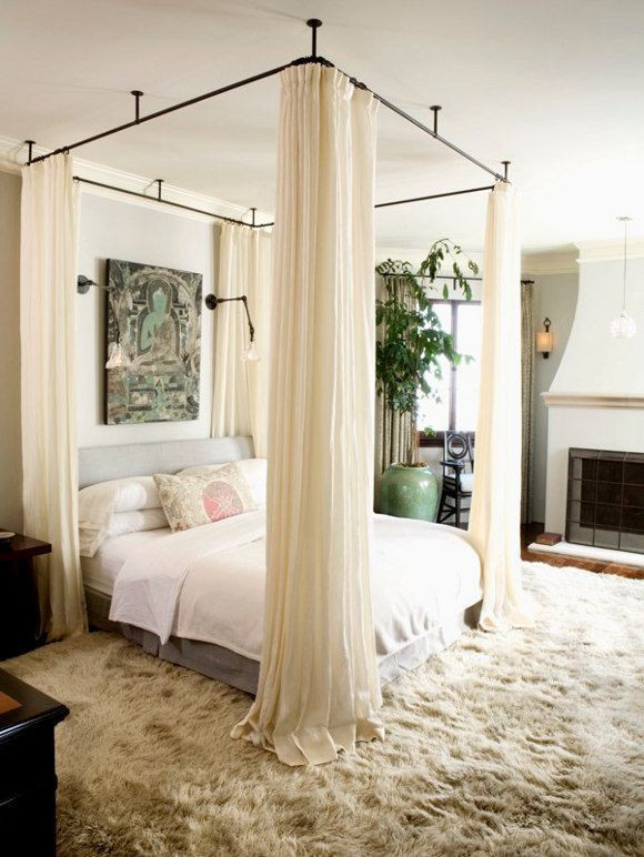 Best ideas about DIY Canopy Bed Curtains . Save or Pin Best 25 Canopy bed curtains ideas on Pinterest Now.