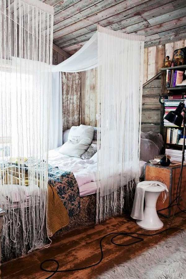 Best ideas about DIY Canopy Bed Curtains . Save or Pin 20 Magical DIY Bed Canopy Ideas Will Make You Sleep Now.