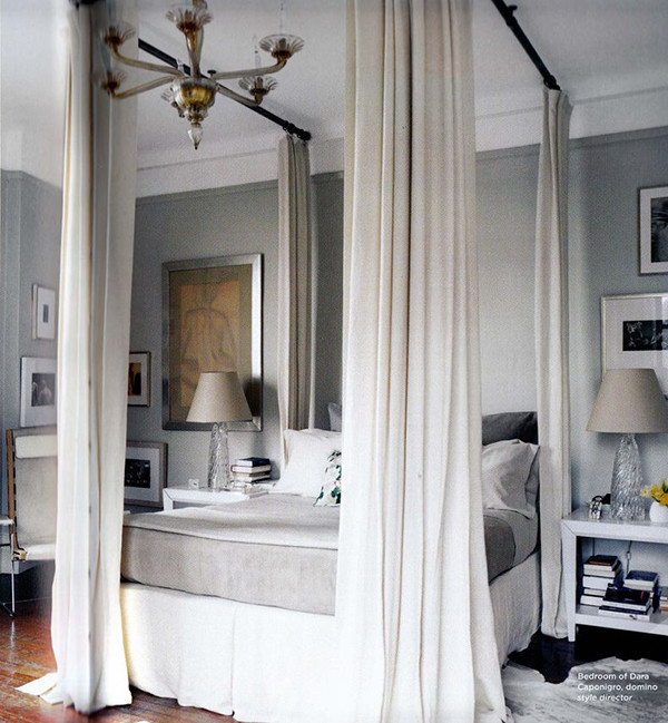 Best ideas about DIY Canopy Bed Curtains . Save or Pin DIY FILE CURTAIN ROD CANOPY BED FUJI FILES Now.