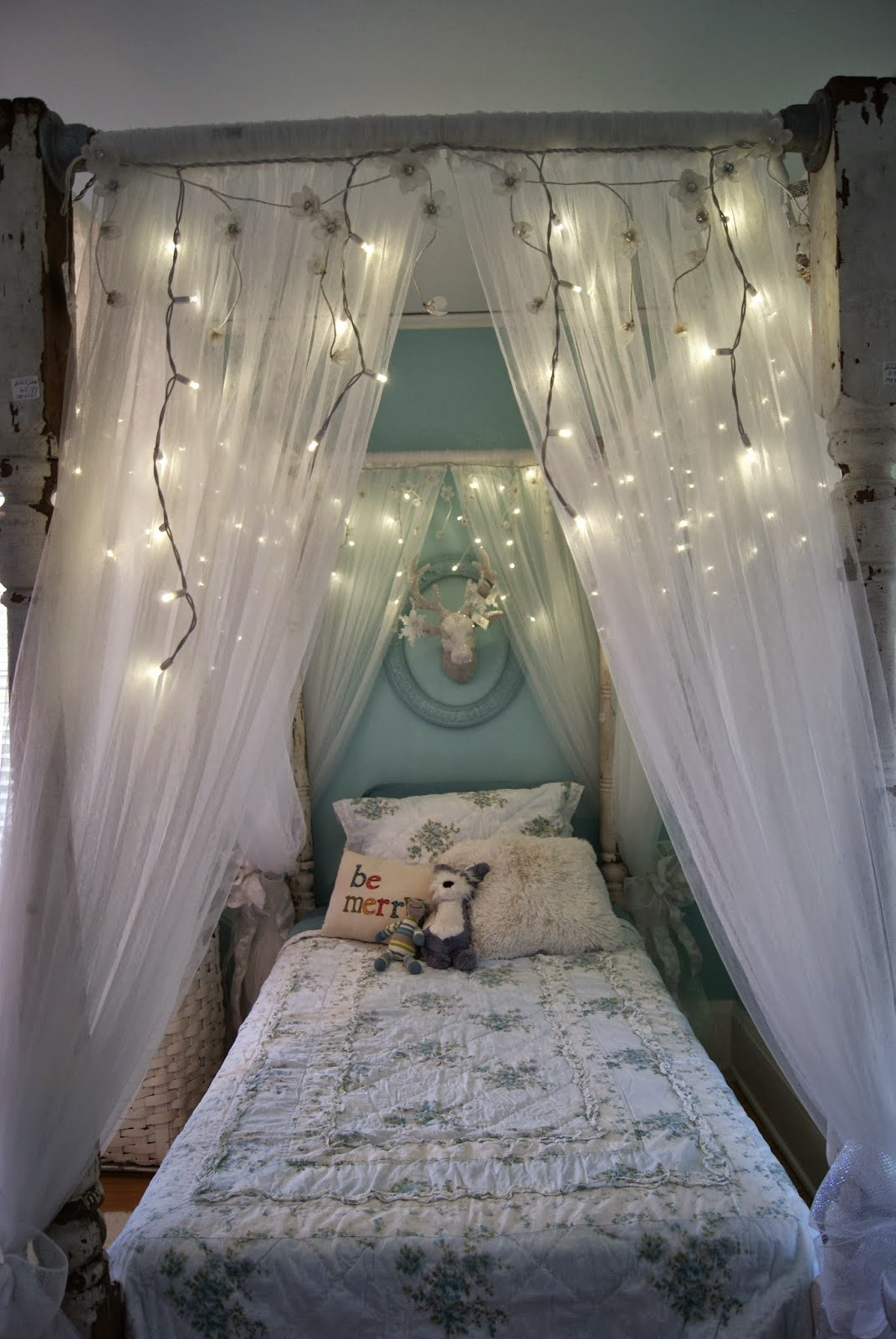 Best ideas about DIY Canopy Bed Curtains . Save or Pin Ideas for DIY Canopy Bed Frame and Curtains Curtains Design Now.