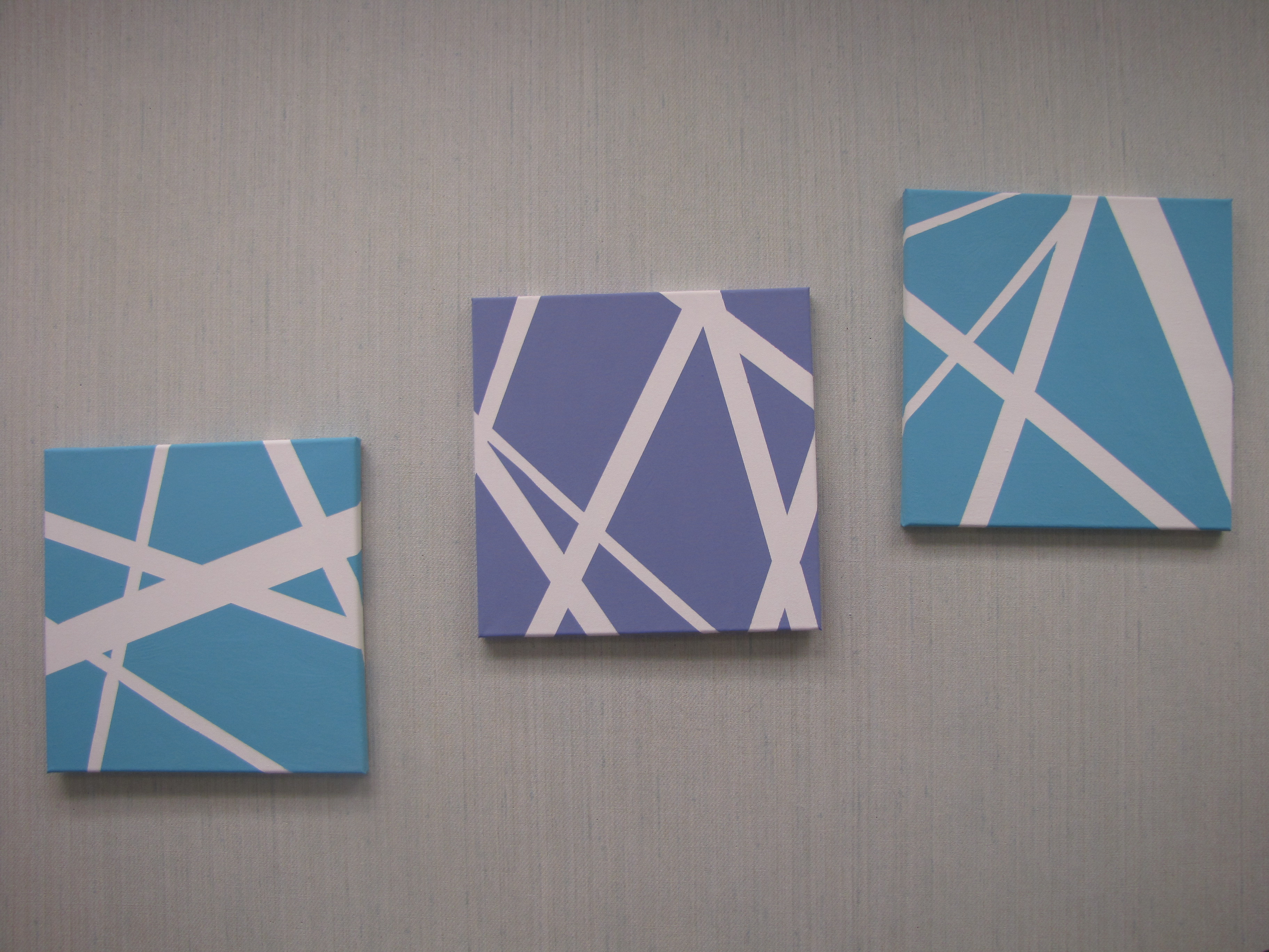 Best ideas about DIY Canvas Paintings . Save or Pin DIY Canvas Wall Art Now.
