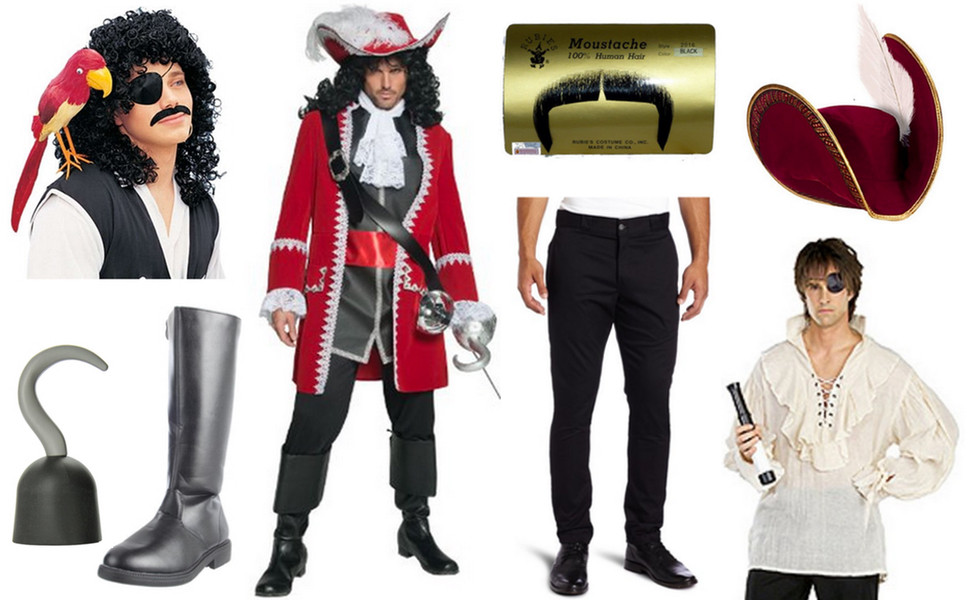 Best ideas about DIY Captain Hook Costume . Save or Pin Captain Hook Carbon Costume Now.