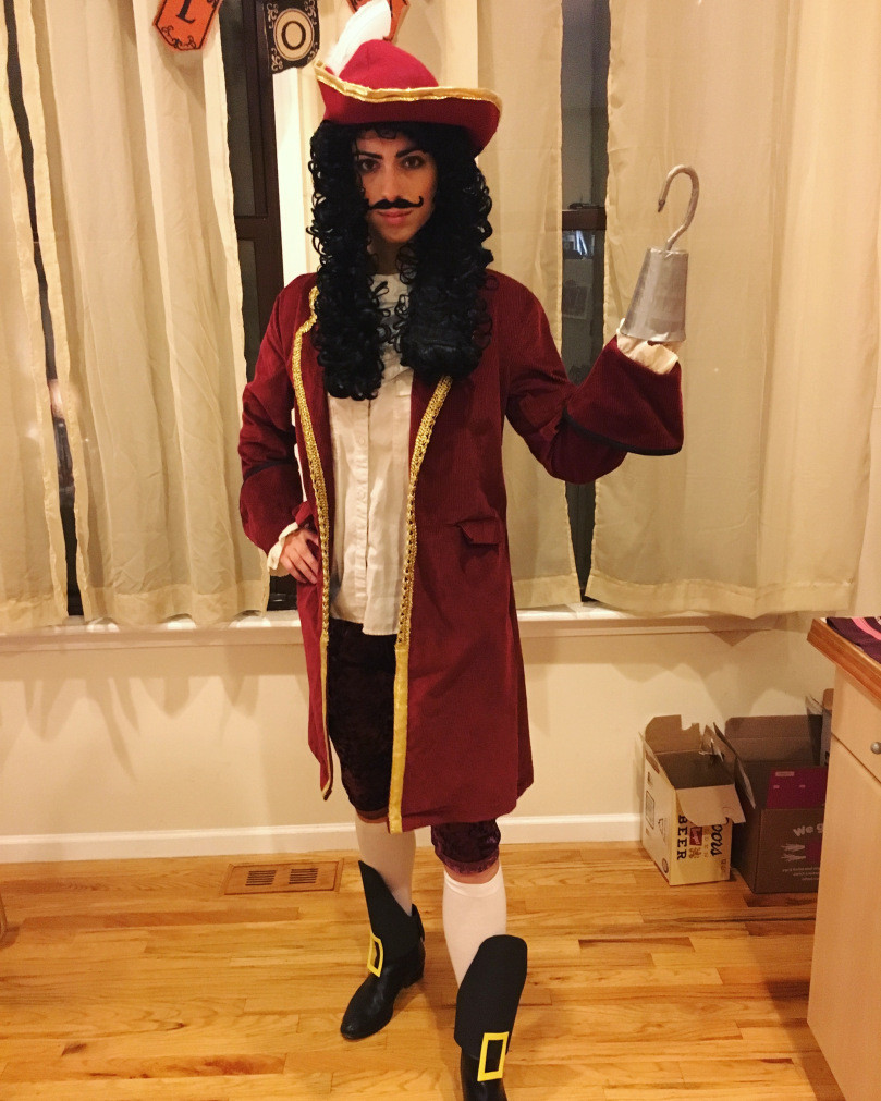 Best ideas about DIY Captain Hook Costume . Save or Pin Sewing & Cocktails – e for the drinks Stay for the Now.