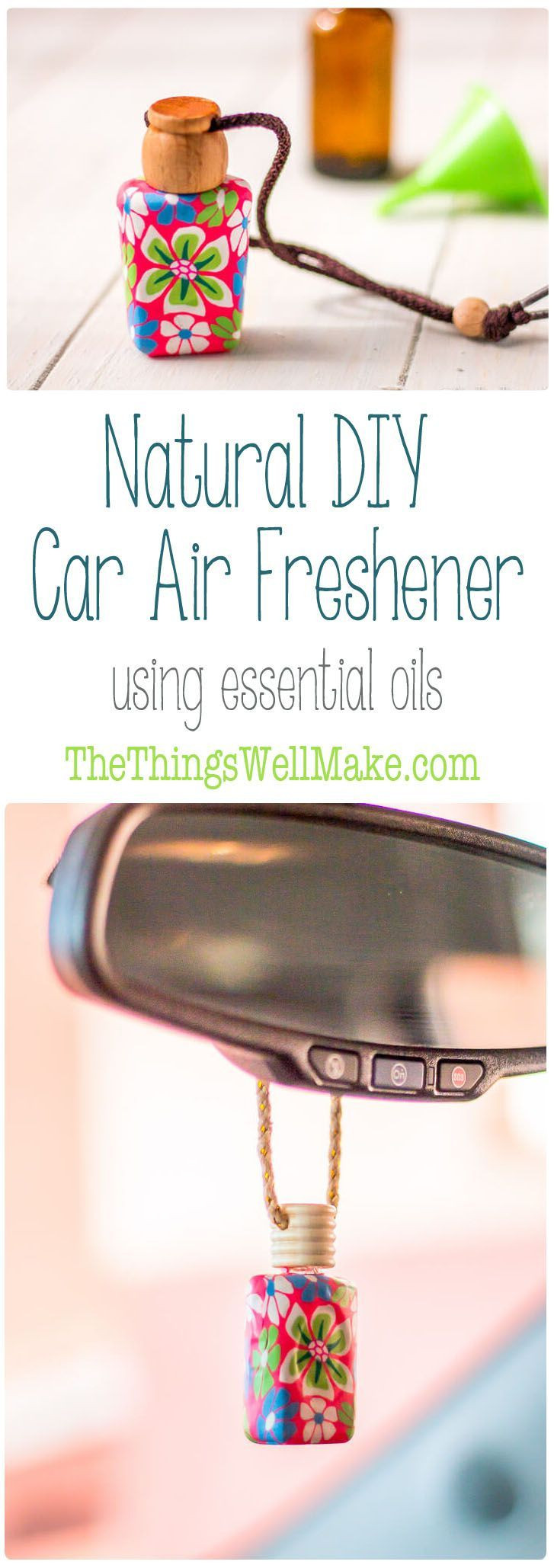 Best ideas about DIY Car Air Freshener . Save or Pin 5764 best The Real Creative Life images on Pinterest Now.
