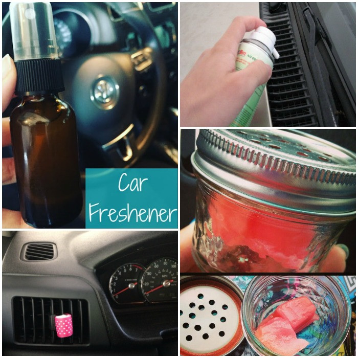 Best ideas about DIY Car Air Freshener . Save or Pin 15 Easy Ways to Make Your Car Smell Better FAST Now.