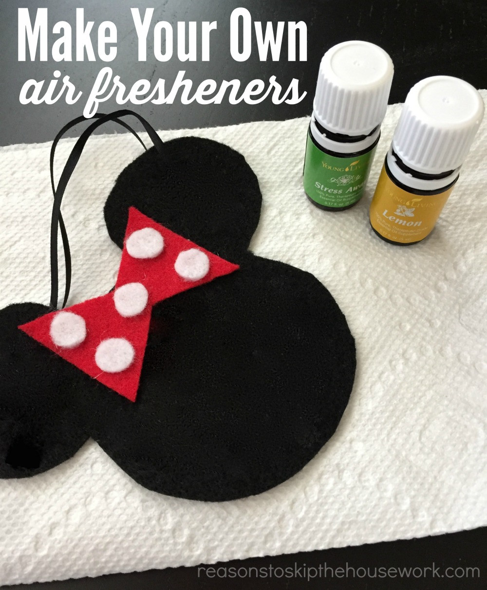 Best ideas about DIY Car Air Freshener . Save or Pin DIY Car Air Fresheners REASONS TO SKIP THE HOUSEWORK Now.