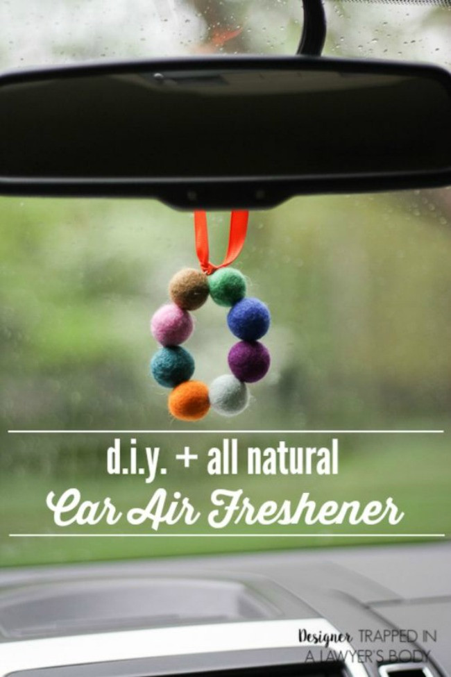 Best ideas about DIY Car Air Freshener . Save or Pin The 11 Best DIY Air Fresheners Page 2 of 3 Now.