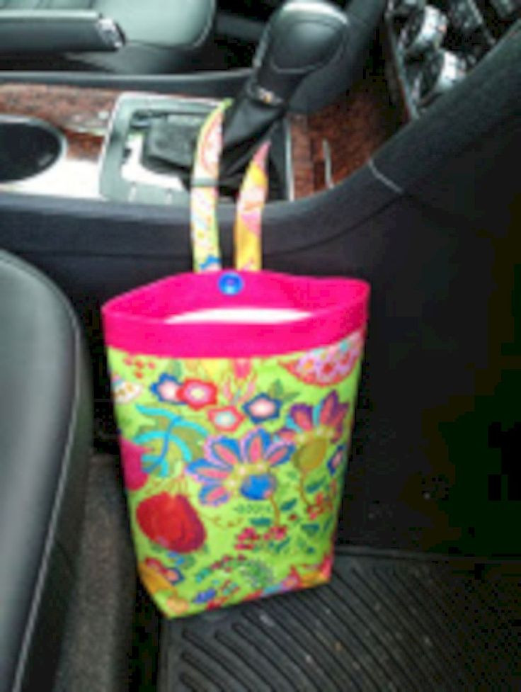 The 20 Best Ideas For Diy Car Trash Can Best Collections