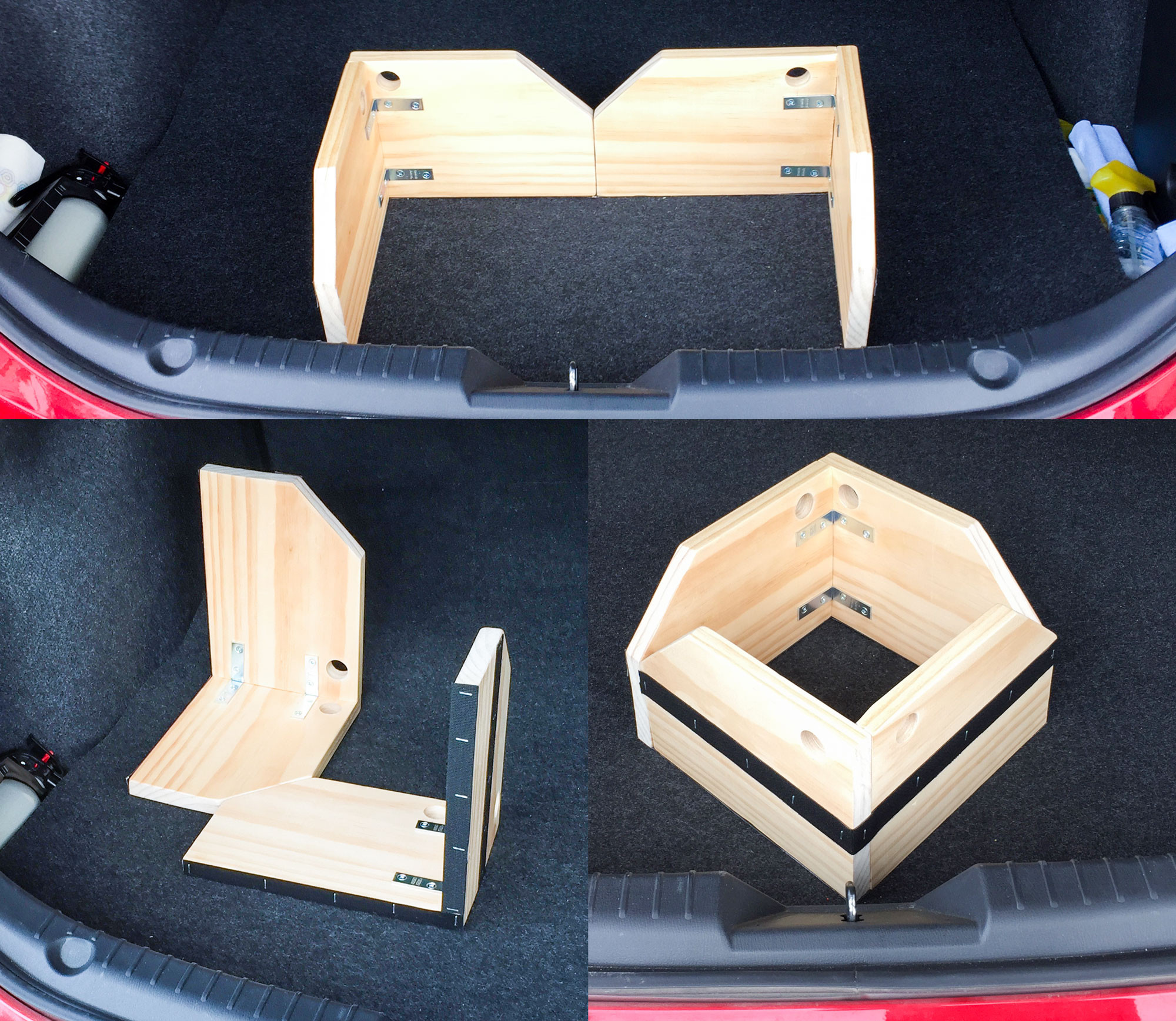 Best ideas about DIY Car Trunk Organizer . Save or Pin Grathio Labs Now.