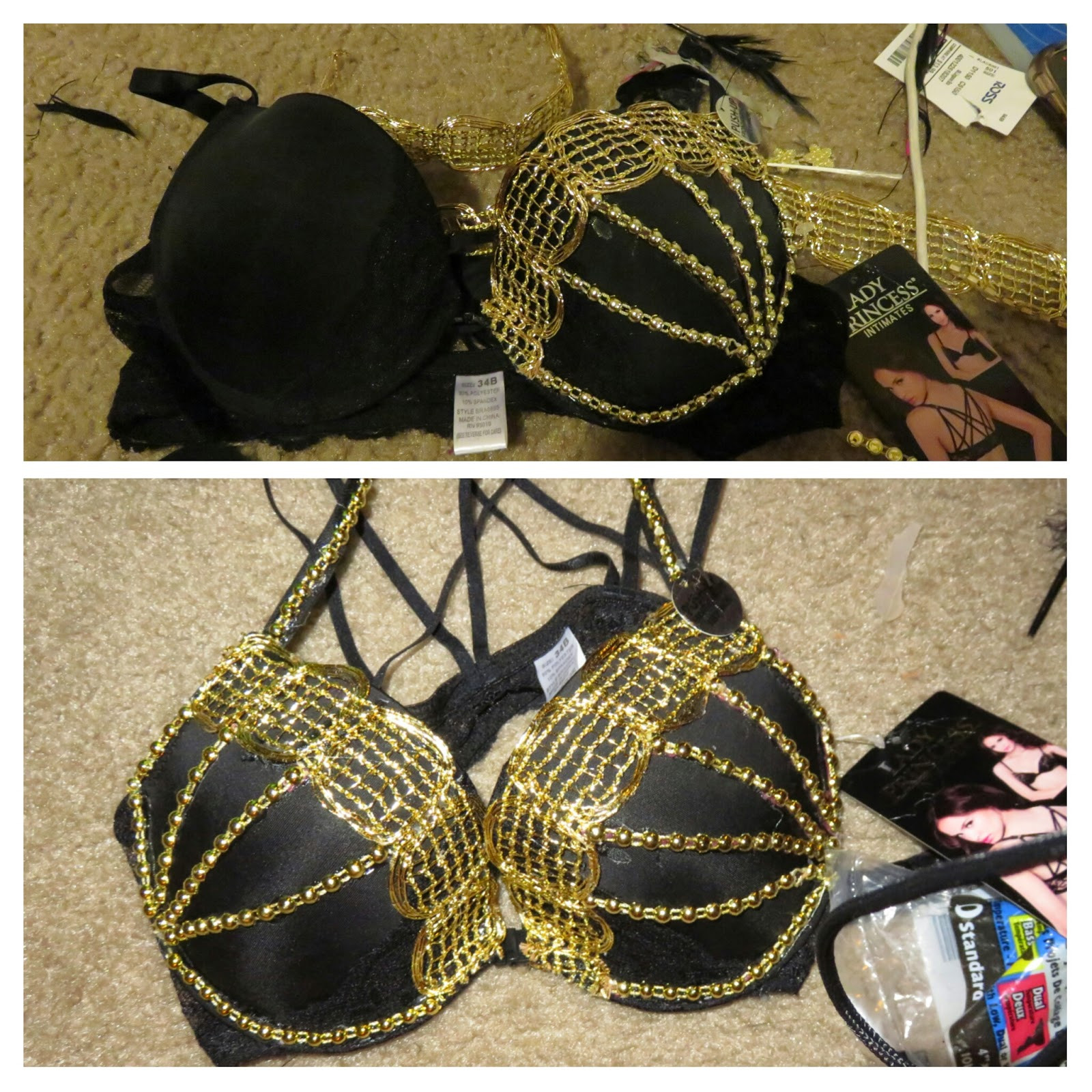 Best ideas about DIY Carnival Costume . Save or Pin AngelaPanama DIY Refurbished Carnival Costumes Now.