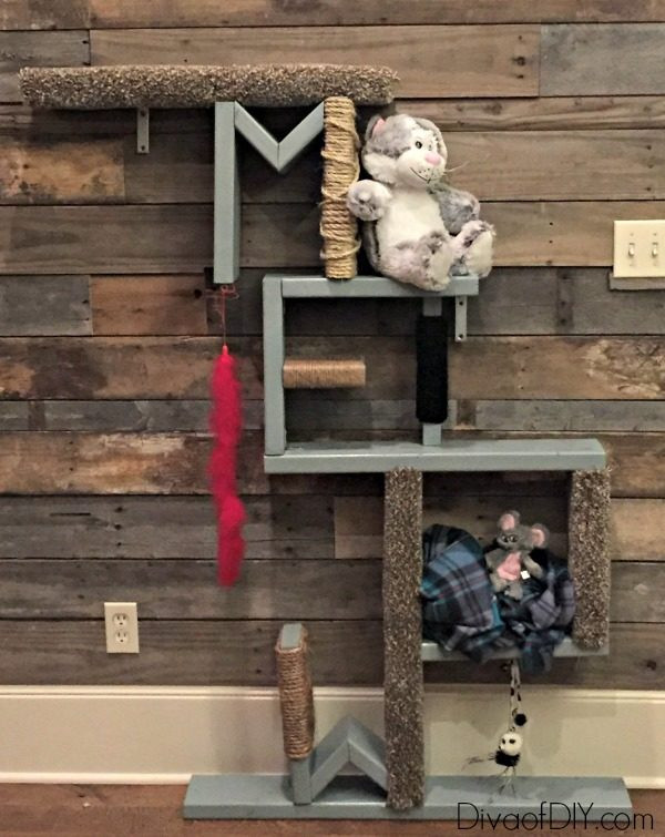Best ideas about DIY Cat Scratching Post Plans . Save or Pin MEOW Cat Scratching Post Measurements Now.