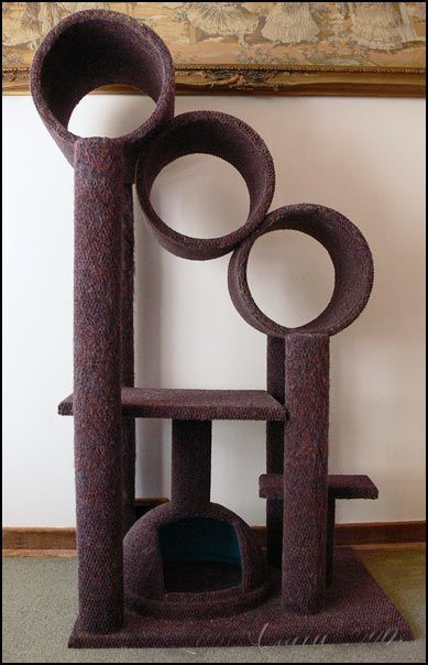 Best ideas about DIY Cat Scratching Post Plans . Save or Pin Cattery Raglin Ragdolls Scratch Posts Now.