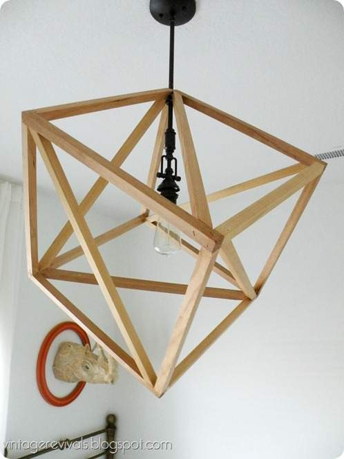 Best ideas about DIY Ceiling Lighting . Save or Pin 63 Affordable DIY Lighting Projects Now.