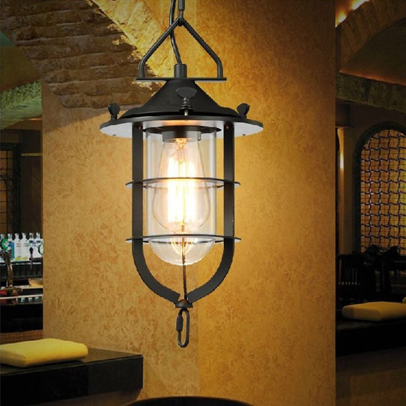Best ideas about DIY Ceiling Lighting . Save or Pin Vintage Industrial DIY Ceiling Lamp Edison Light Now.