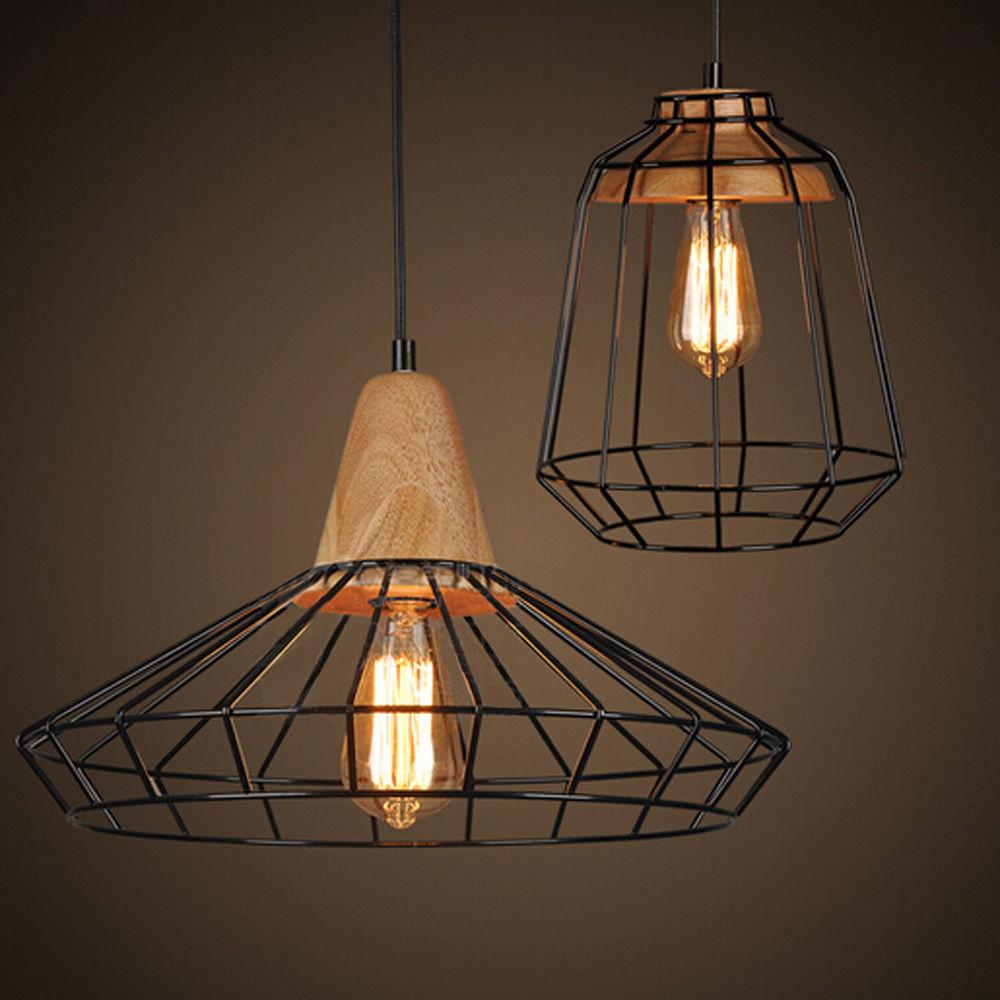 Best ideas about DIY Ceiling Lighting . Save or Pin Vintage Industrial DIY Metal Ceiling Lamp Light Pendant Now.