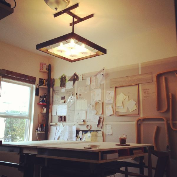 Best ideas about DIY Ceiling Lighting . Save or Pin 11 Ingenious DIY lighting fixtures to try out this week end Now.