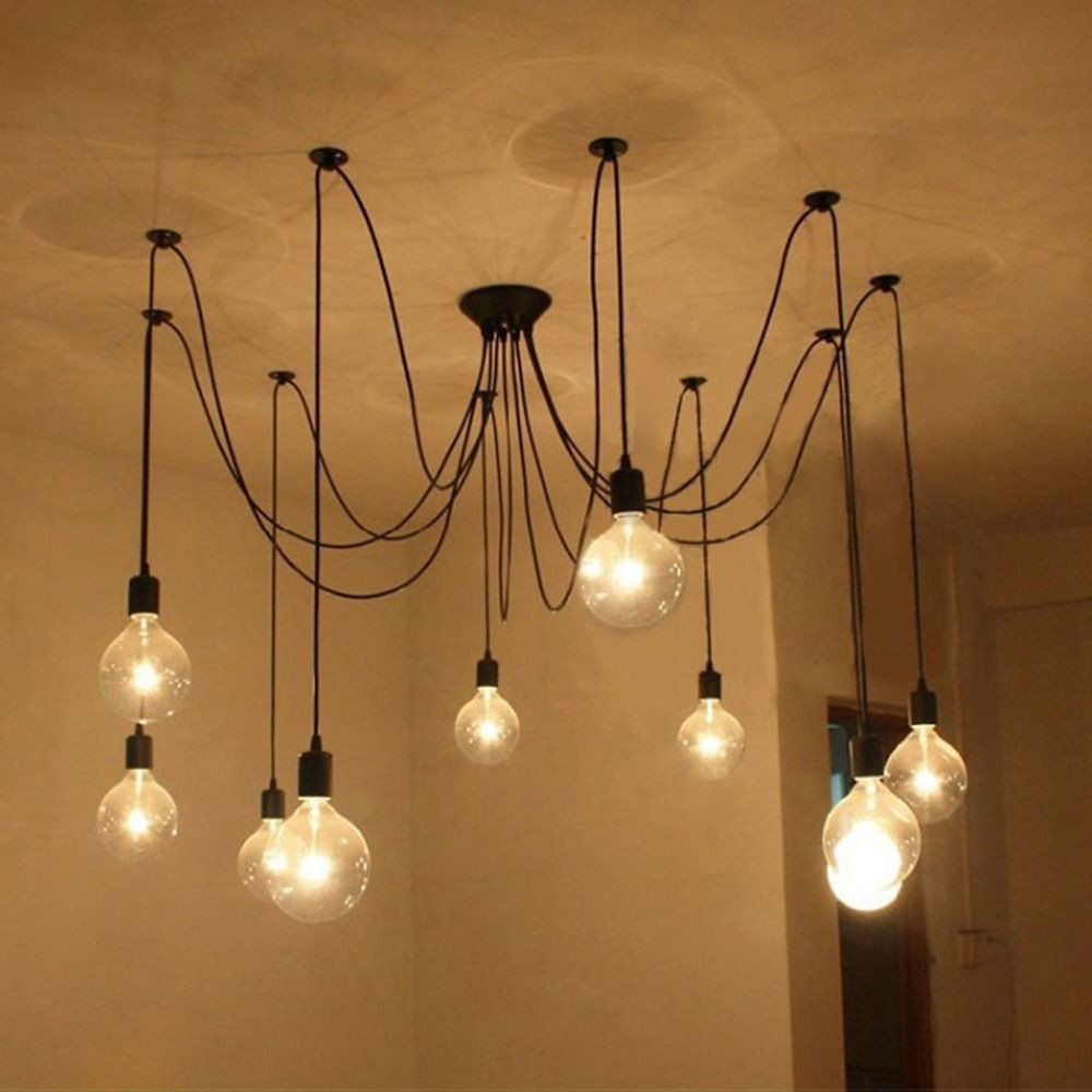 Best ideas about DIY Ceiling Lighting . Save or Pin Vintage Lighting Fixture For DIY Edison Chandelier Pendant Now.