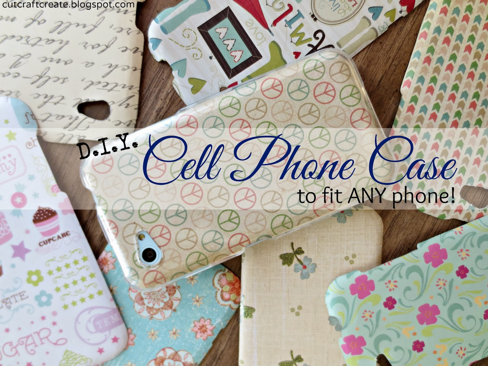 Best ideas about DIY Cell Phone Case . Save or Pin Cut Craft Create DIY Cell Phone Case Tutorial to fit Now.