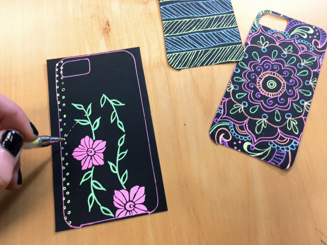 Best ideas about DIY Cell Phone Case . Save or Pin DIY Cell Phone Case Design Now.