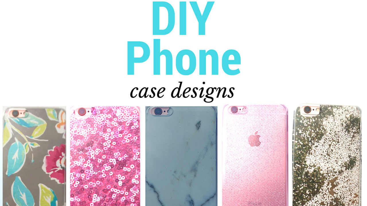 Best ideas about DIY Cell Phone Case . Save or Pin DIY Cell Phone Case Designs Now.