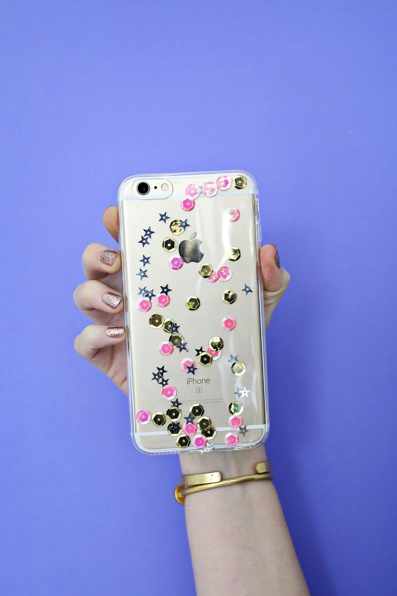 Best ideas about DIY Cell Phone Case . Save or Pin 3 Ideas for DIY Phone Cases A Beautiful Mess Now.