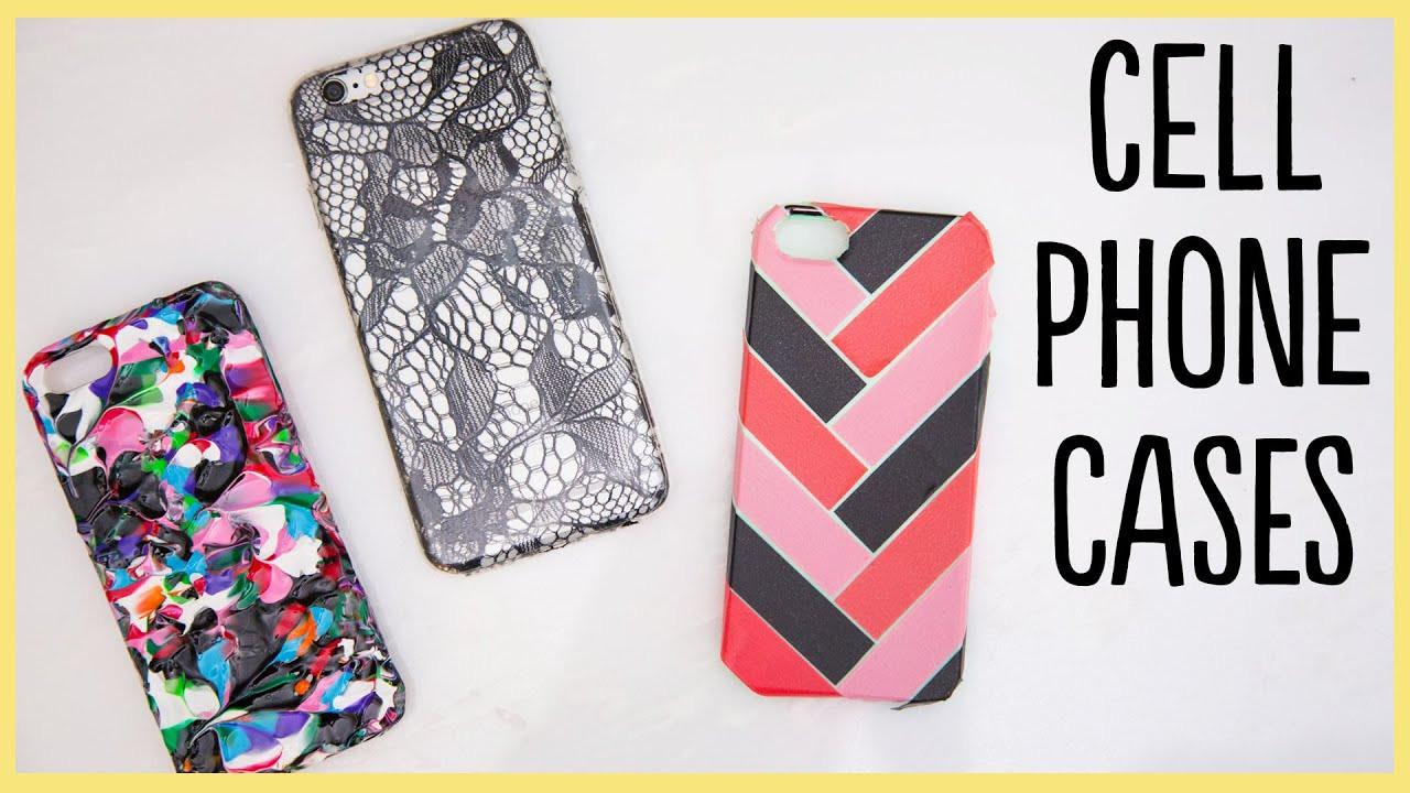 Best ideas about DIY Cell Phone Case . Save or Pin DIY Now.