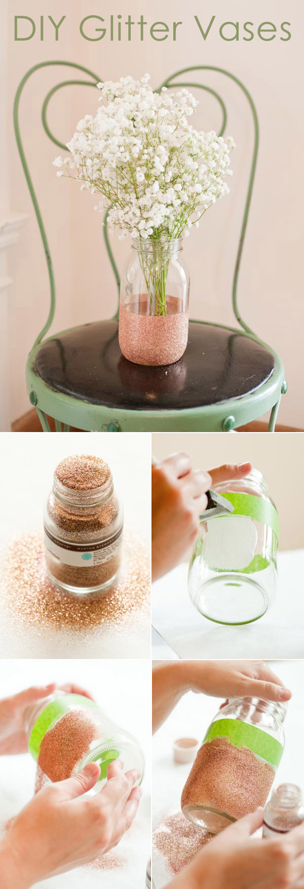 Best ideas about DIY Centerpieces For Wedding . Save or Pin 10 Creative DIY Wedding Centerpieces With Tutorials Now.