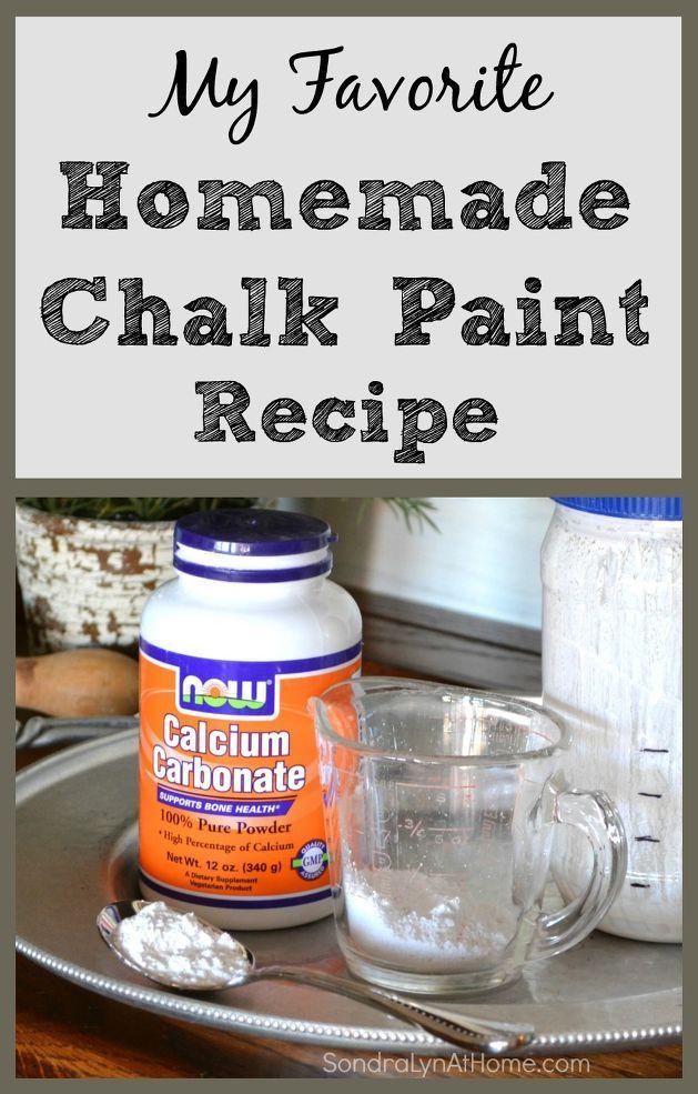 Best ideas about DIY Chalk Paint Recipe . Save or Pin 1000 images about chalk paint ideas on Pinterest Now.