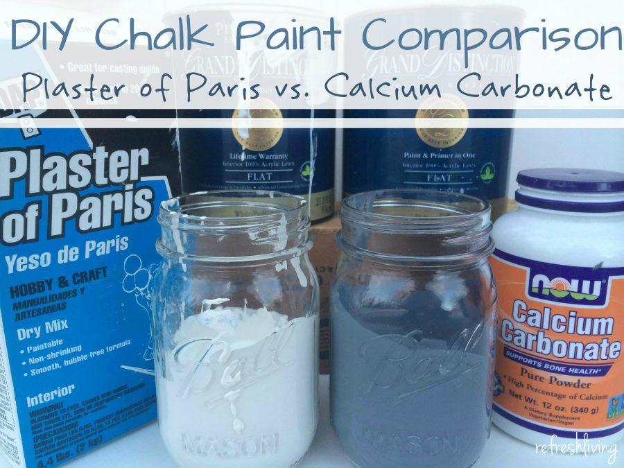 Best ideas about DIY Chalk Paint Recipe . Save or Pin The Best DIY Chalk Paint Recipe Refresh Living Now.
