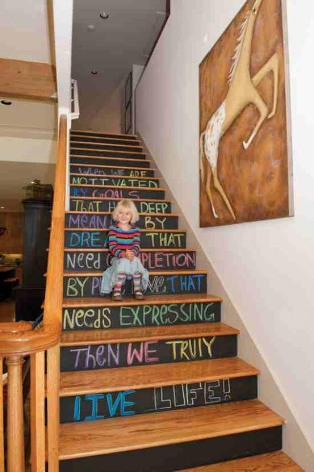 Best ideas about DIY Chalkboard Paint . Save or Pin 30 DIY Chalkboard Paint Projects Now.