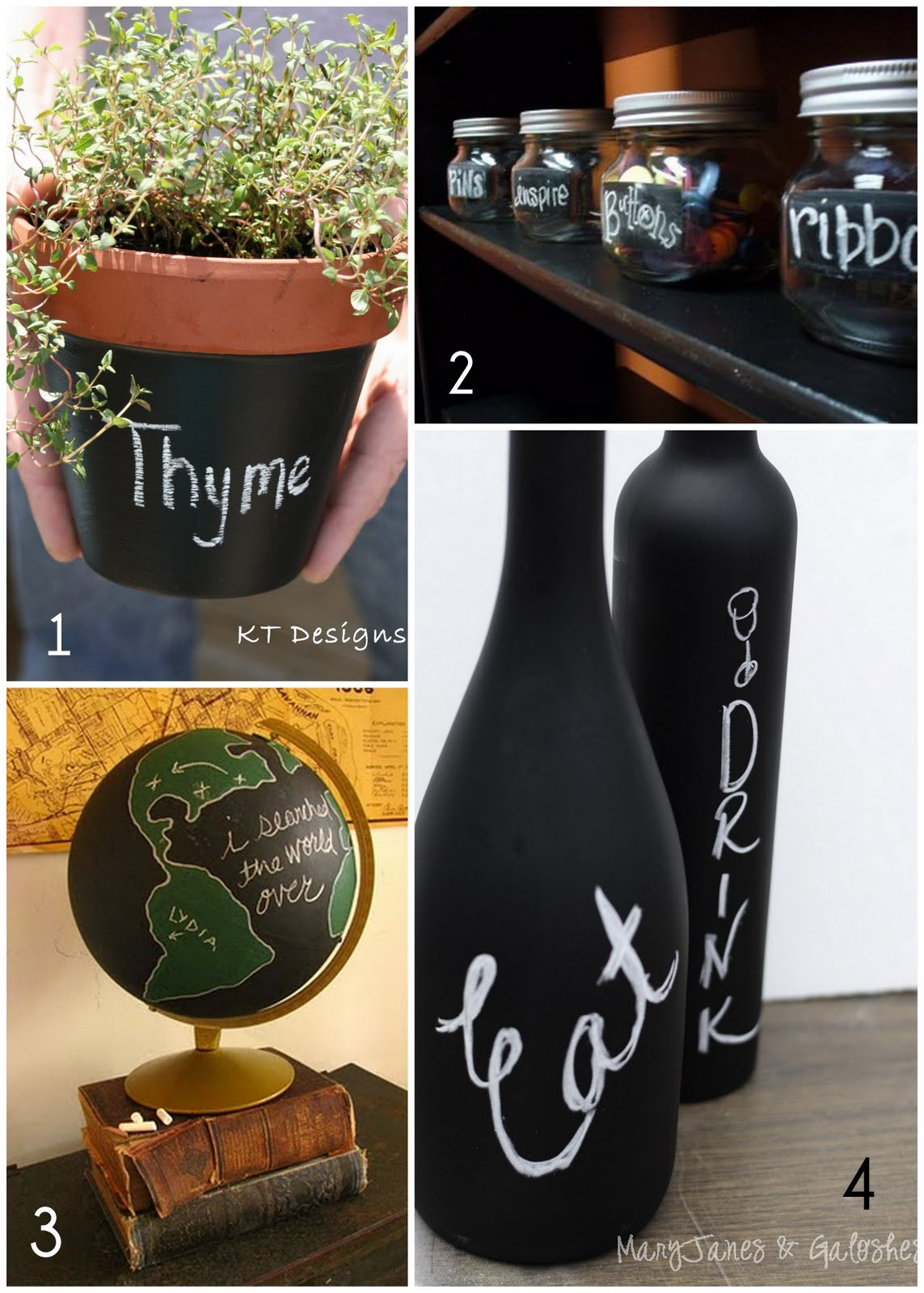 Best ideas about DIY Chalkboard Paint . Save or Pin DIY or Don t DIY Chalkboard Paint Projects Now.