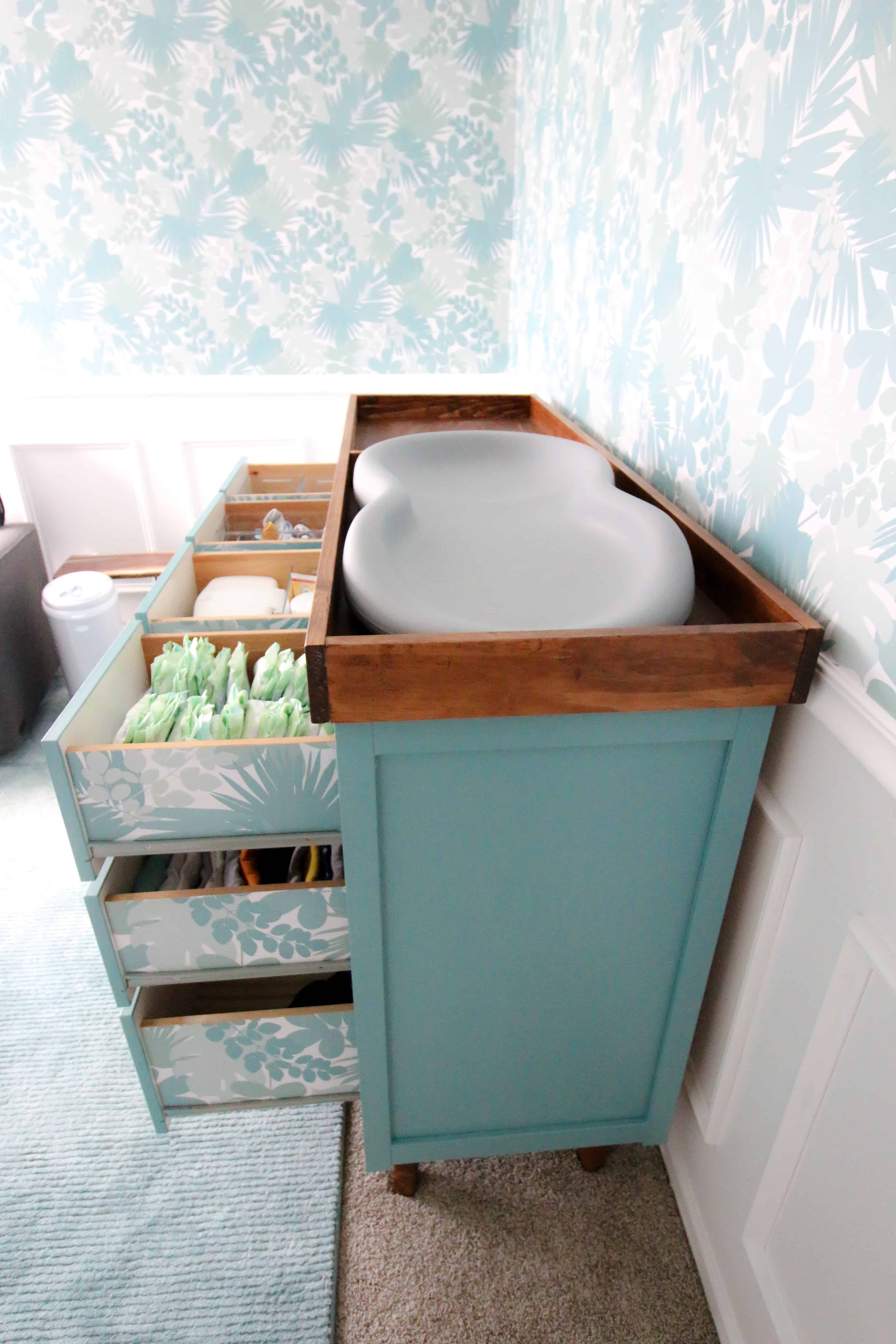 Best ideas about DIY Changing Table Topper . Save or Pin DIY Changing Table Topper Now.
