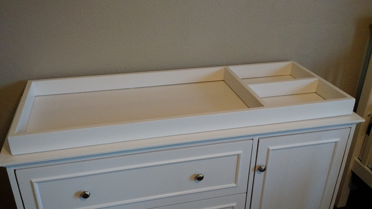 Best ideas about DIY Changing Table Topper . Save or Pin Ana White Now.