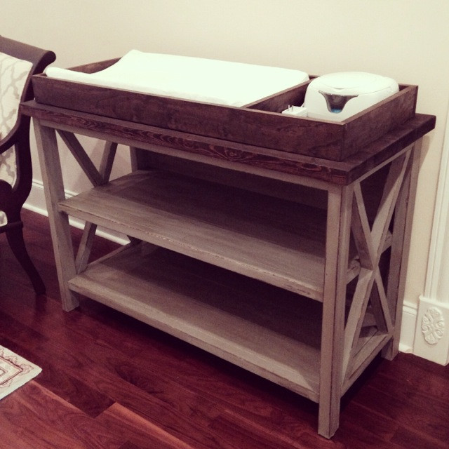 Best ideas about DIY Changing Table Topper . Save or Pin Free Baby Changing Table Woodworking Plans Now.