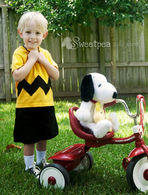 Best ideas about DIY Charlie Brown Costume . Save or Pin RESERVED Listing for Shelly by sweetpeaalamode on Etsy Now.