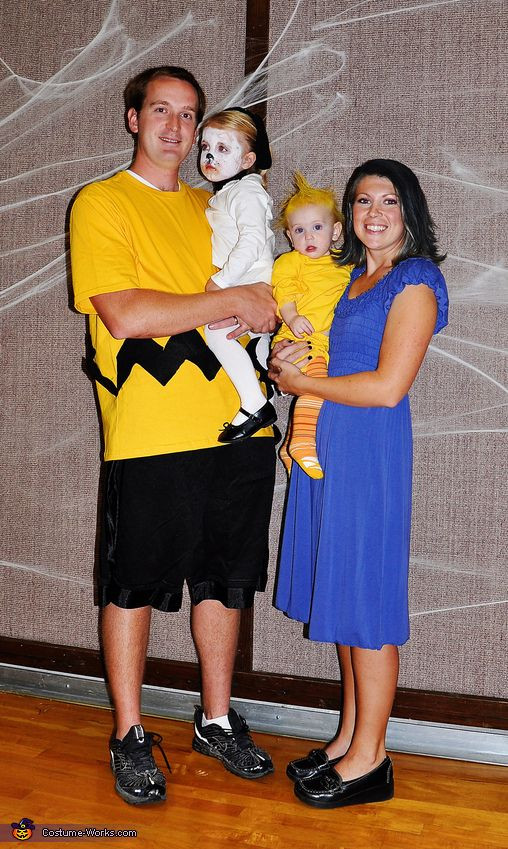Best ideas about DIY Charlie Brown Costume . Save or Pin 46 best Real Life Peanuts images on Pinterest Now.