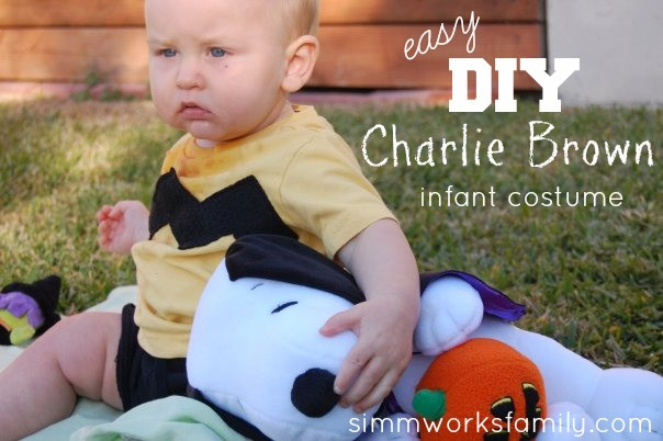 Best ideas about DIY Charlie Brown Costume . Save or Pin DIY Lucy van Pelt Costume Tutorial for Kids or Adults Now.