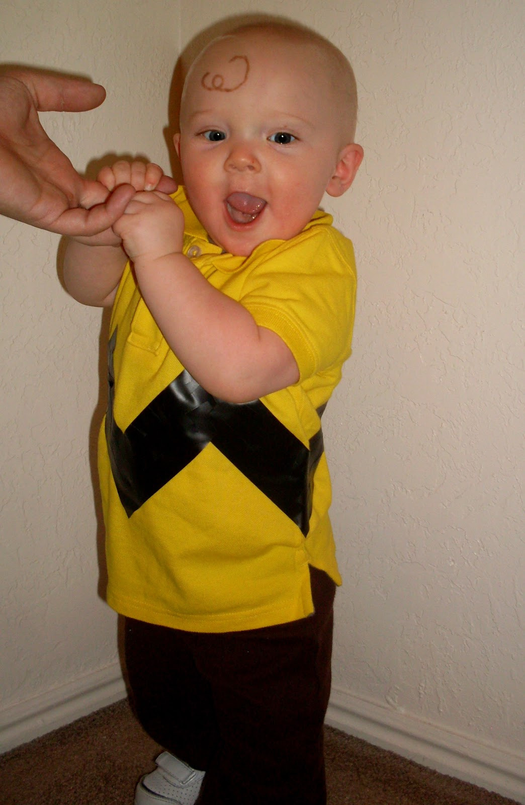 Best ideas about DIY Charlie Brown Costume . Save or Pin this Workman life Happy Halloween Charlie Brown Now.