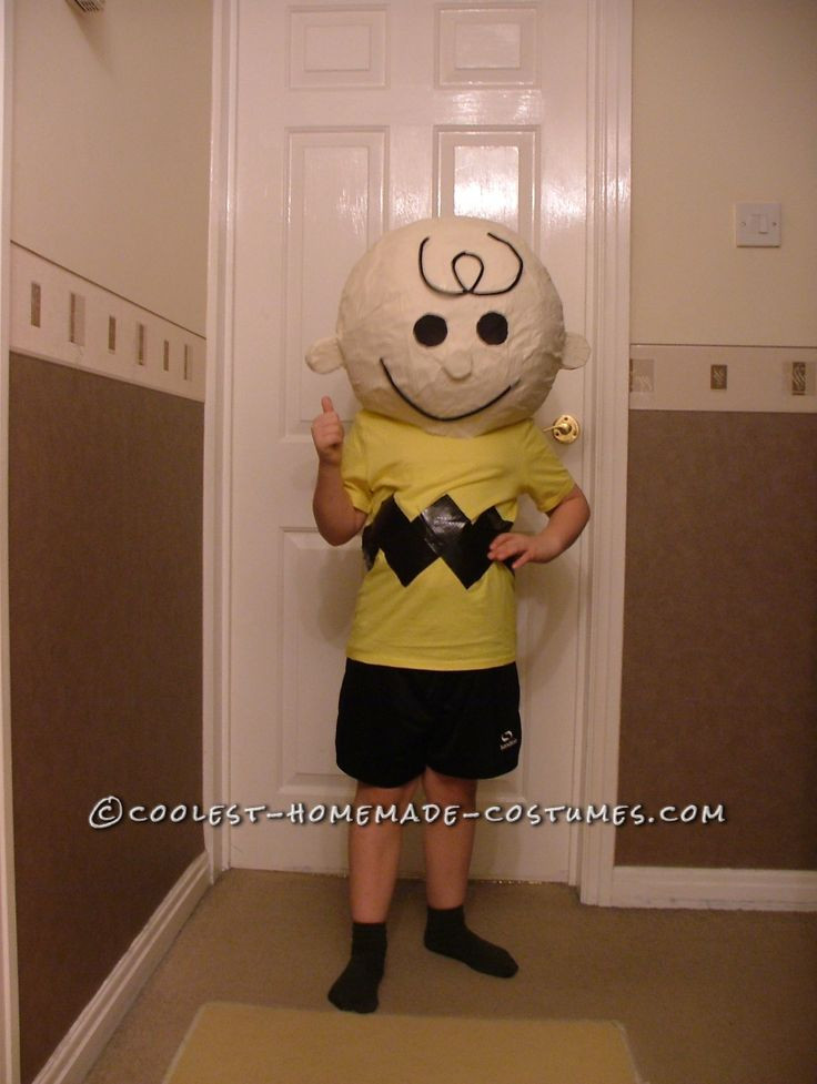 Best ideas about DIY Charlie Brown Costume . Save or Pin Halloween Costume Contest 10 handpicked ideas to Now.