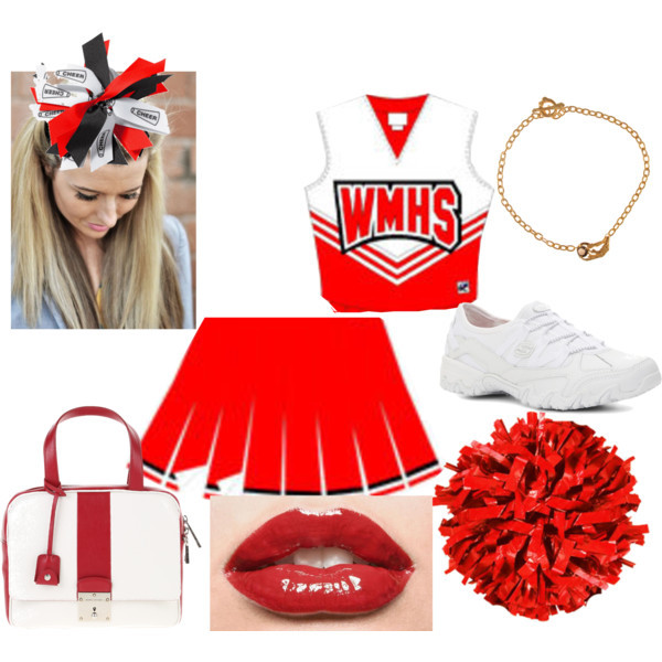 20 Of The Best Ideas For Diy Cheerleader Costume Best