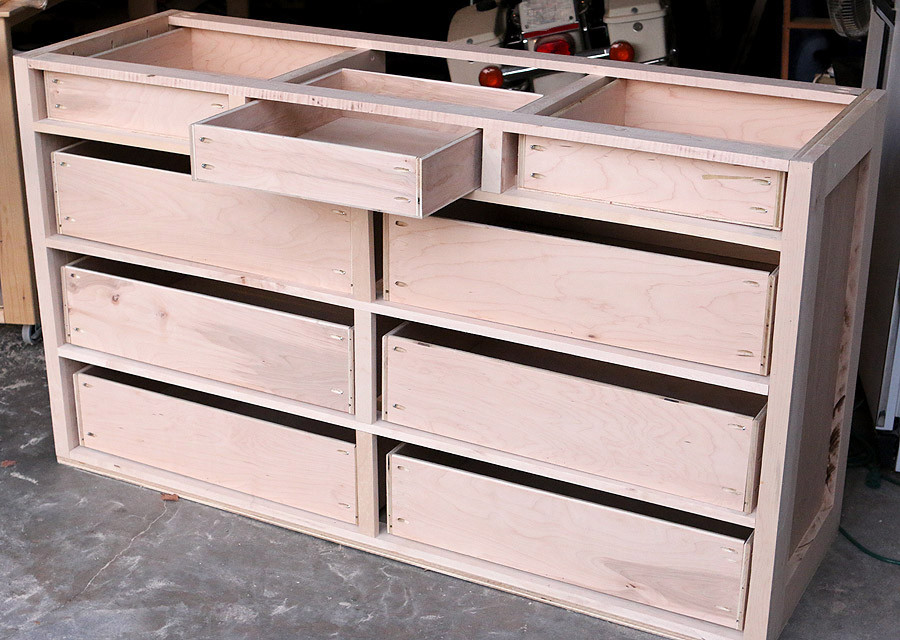 Best ideas about DIY Chest Of Drawers . Save or Pin How to build a dresser Now.