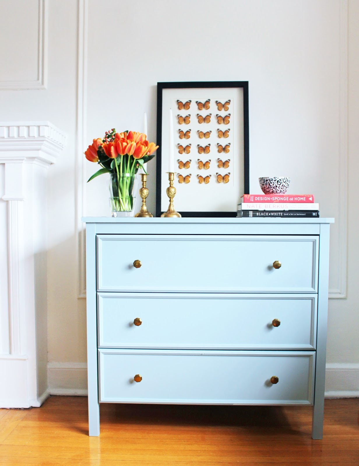 Best ideas about DIY Chest Of Drawers . Save or Pin Tiffany Leigh Interior Design DIY Ikea Hack Chest of Drawers Now.
