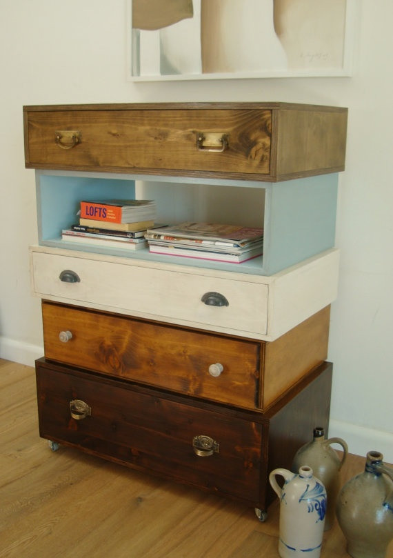Best ideas about DIY Chest Of Drawers . Save or Pin Diy Chest Drawers WoodWorking Projects & Plans Now.