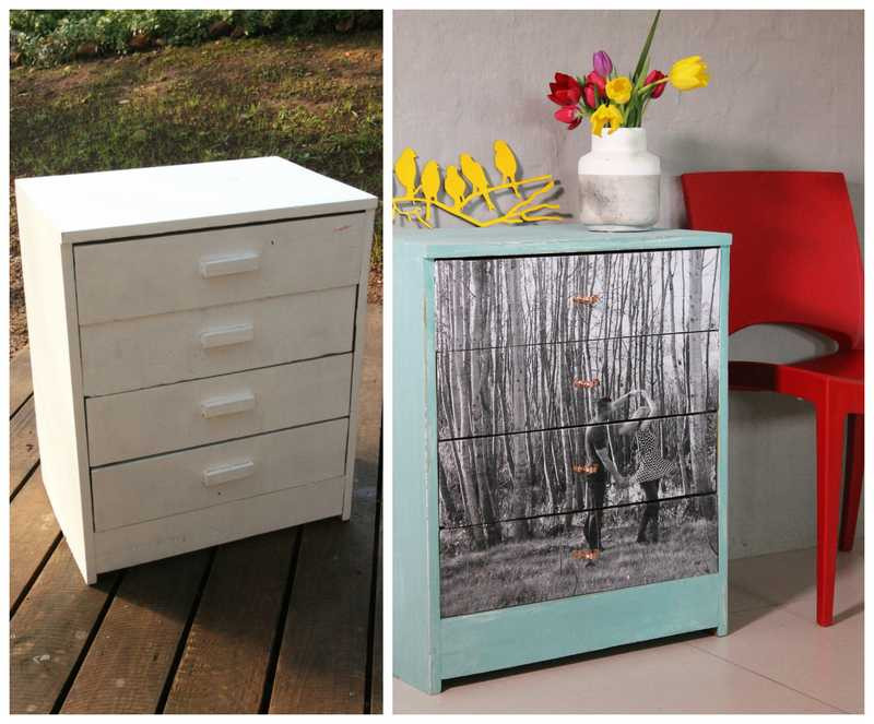 Best ideas about DIY Chest Of Drawers . Save or Pin DIY Creative chest of drawers makeover Now.